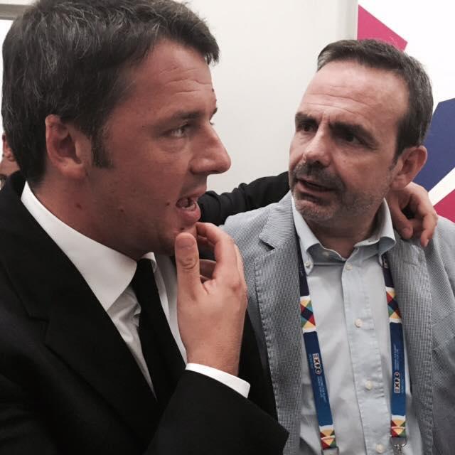 L'elicottero non può atterrare per il maltempo, salta la visita di Renzi in Molise