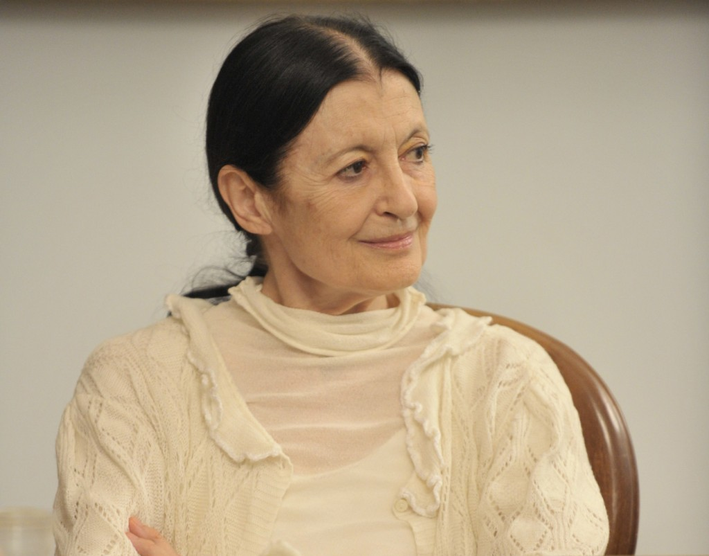 L'étoile Carla Fracci venerdì e sabato a Termoli