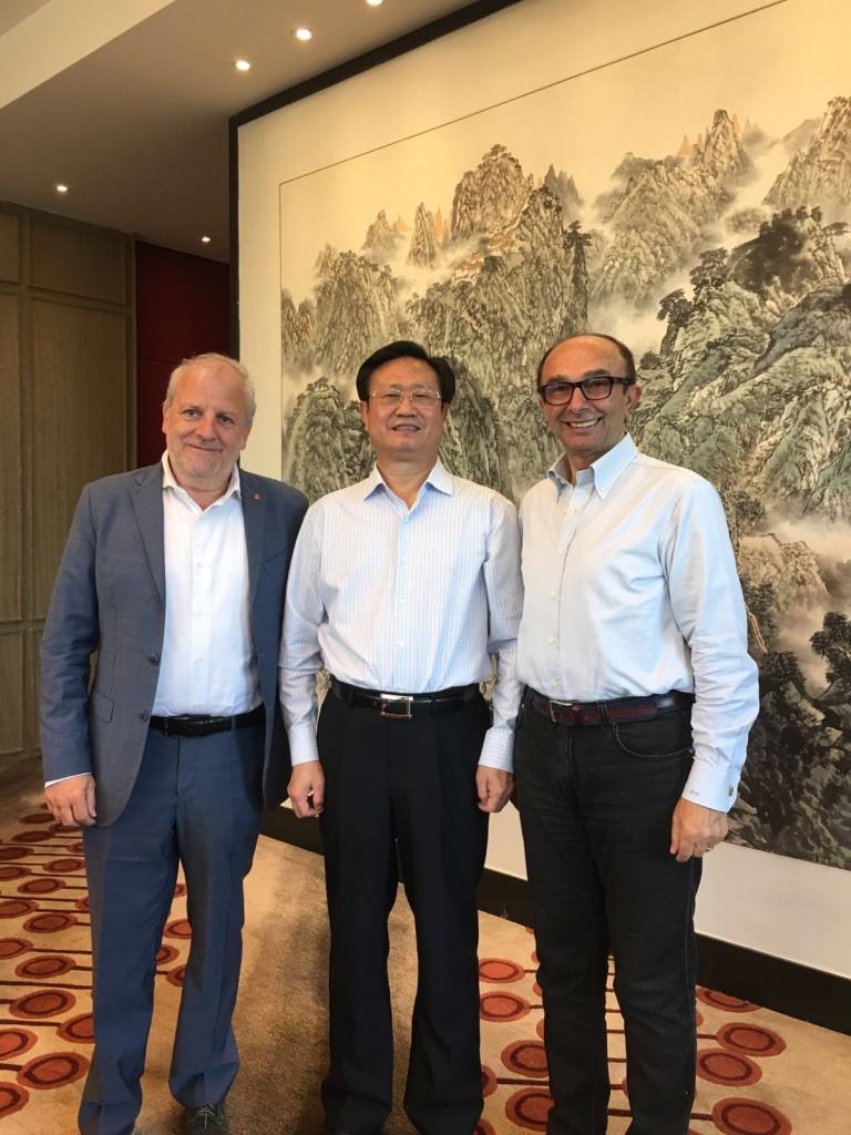 Molise, il forte interesse della Cina