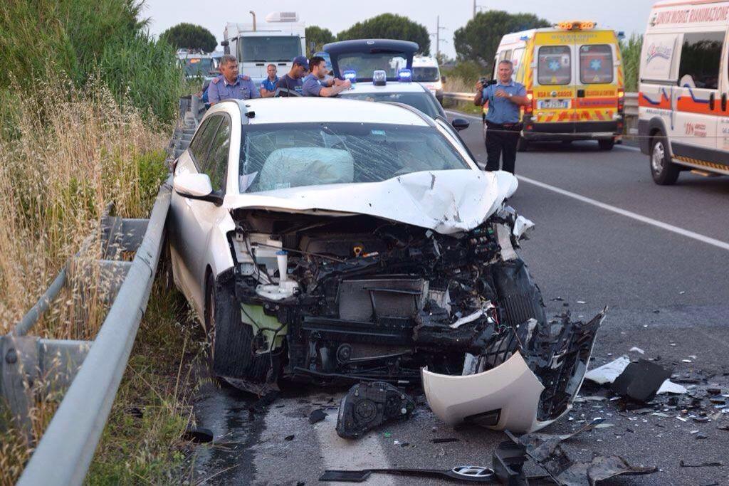 Incidente sulla Trignina fatale per un 44enne di Montenero