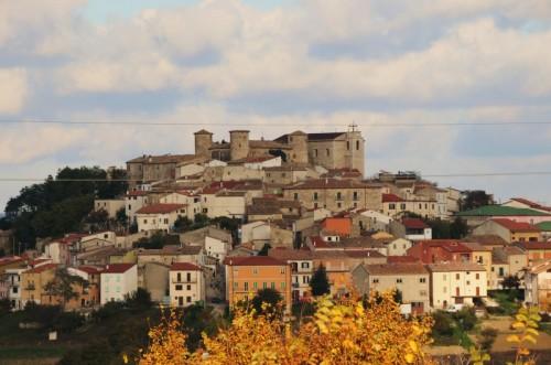 Torella, un borgo... in cantina