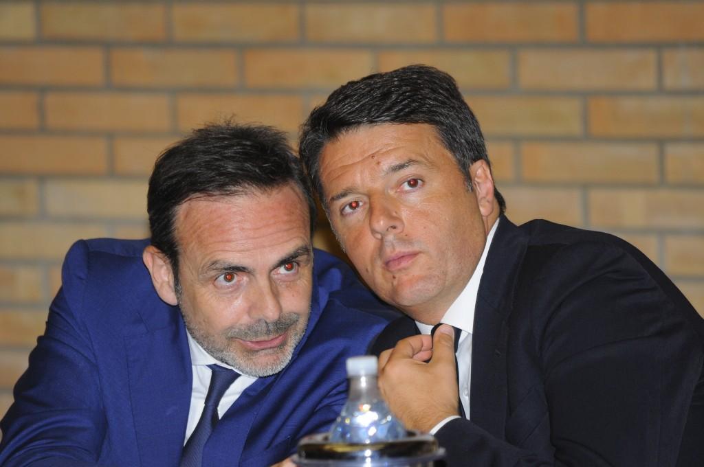 """Firmato il Patto con Renzi, Frattura: """"Oggi nasce un Molise diverso dal passato"""""""