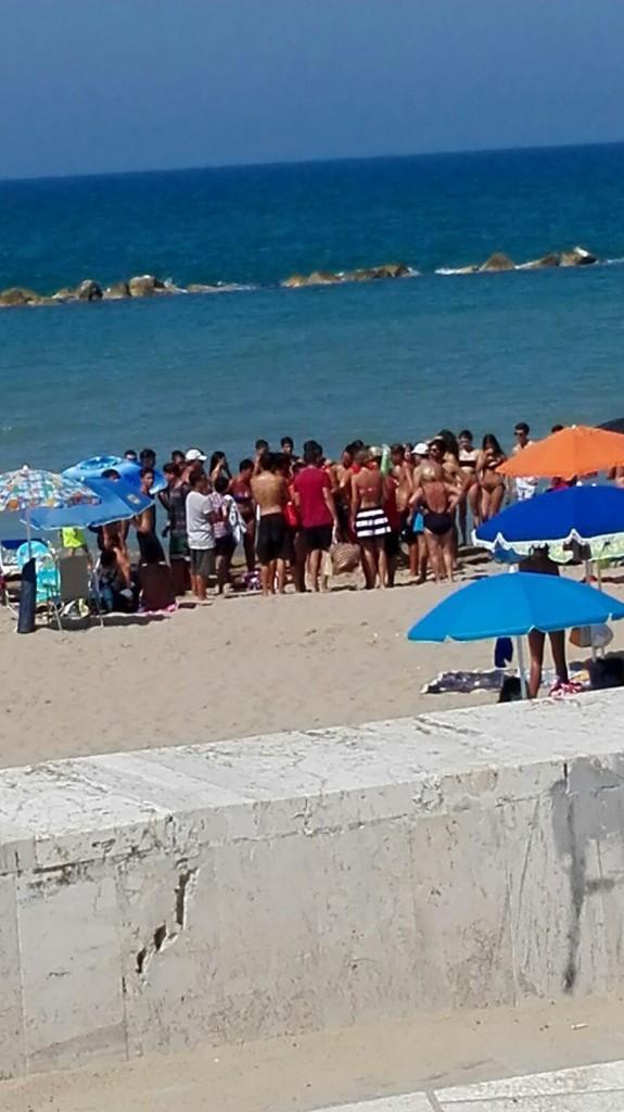 Termoli, uomo morto in spiaggia