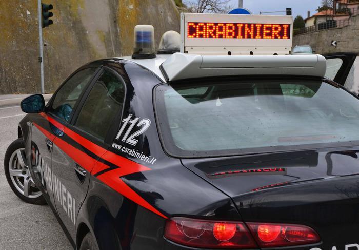 Carabinieri in azione contro lo spaccio, un arresto e tre persone denunciate
