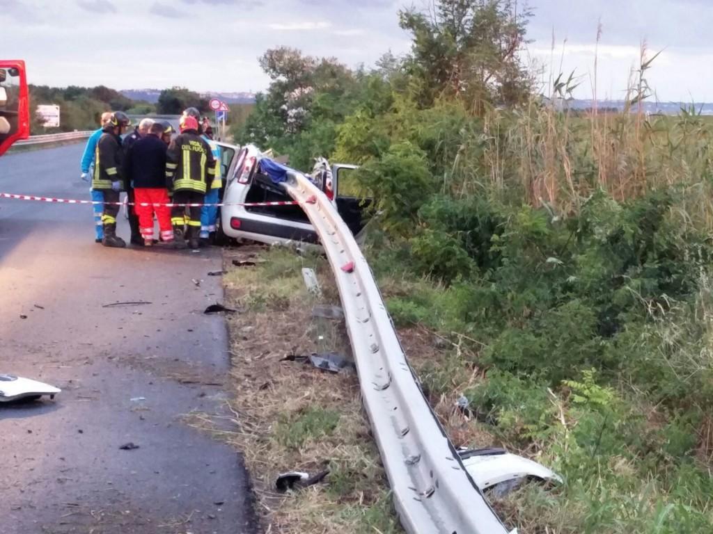Incidente tra Petacciato e Montenero, arrestato il conducente della Panda