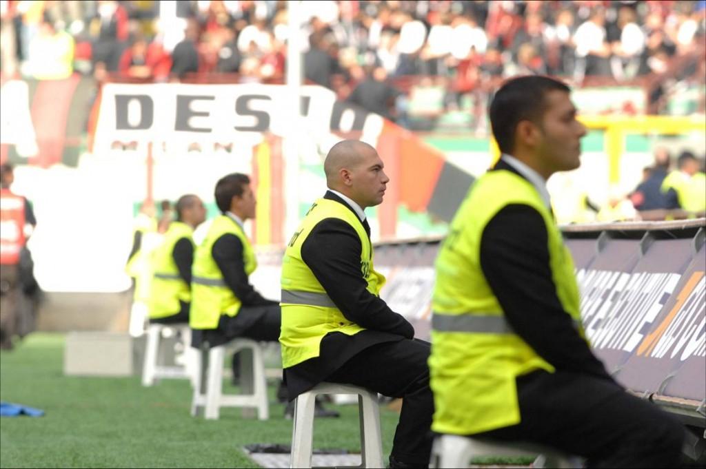 Steward da stadio, in Molise il primo corso