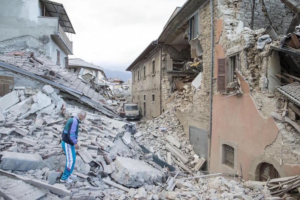 Gli allevatori molisani in sostegno dei loro colleghi dell'Italia centrale colpiti dal sisma