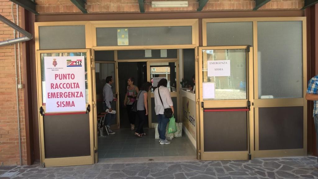 Terremoto, sospesa la raccolta di beni al Terzo spazio di Campobasso