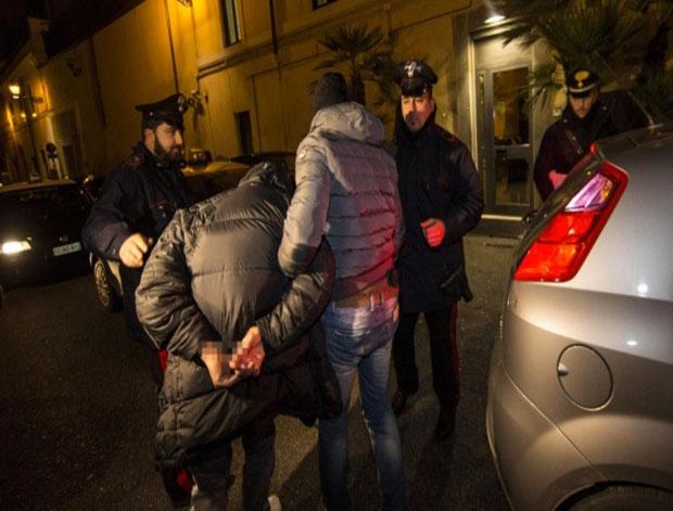 Furto alla Sata di Pozzilli, in manette la banda di ladri professionisti rumeni