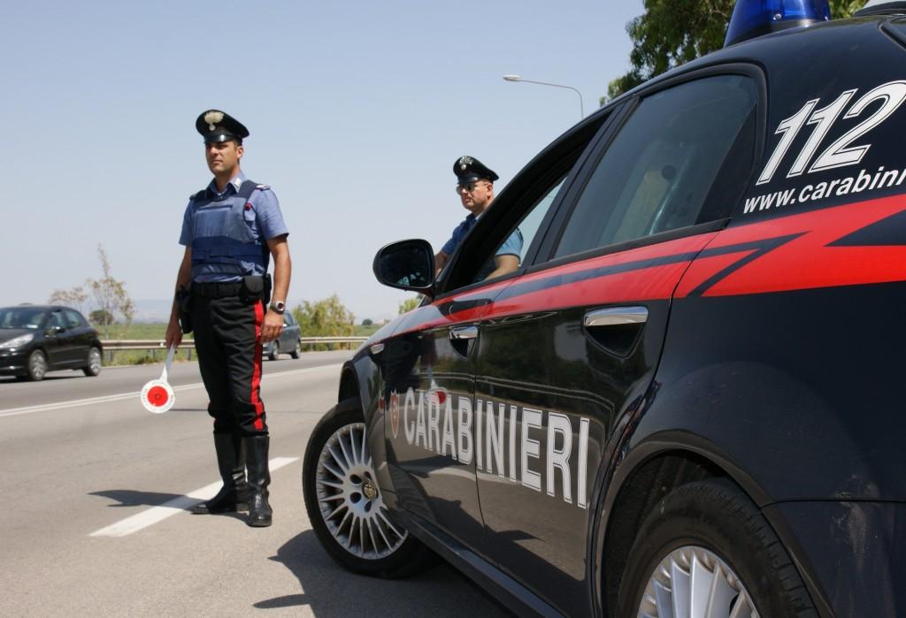 Estate sicura, il bilancio dei Carabinieri per il mese di luglio