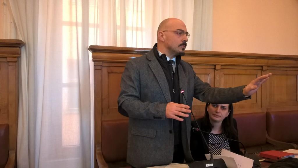 """Polemiche dopo le Provinciali, Pilone: """"Forza Italia ha votato per Antonio Battista"""""""