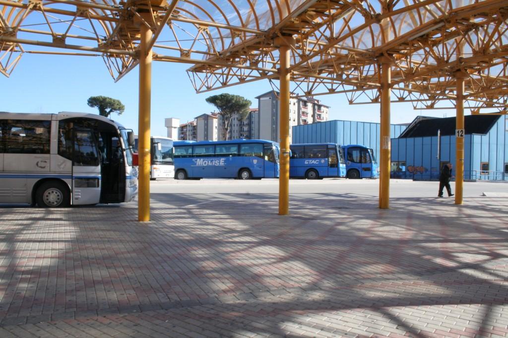 Terminal di Campobasso nel mirino dell'Autorità anticorruzione