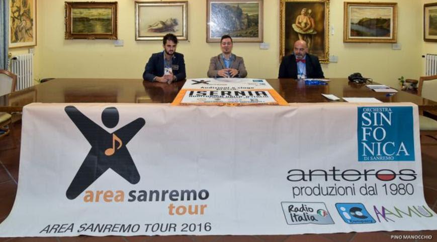 Area Sanremo, per due giorni Isernia diventerà 'città della canzone'