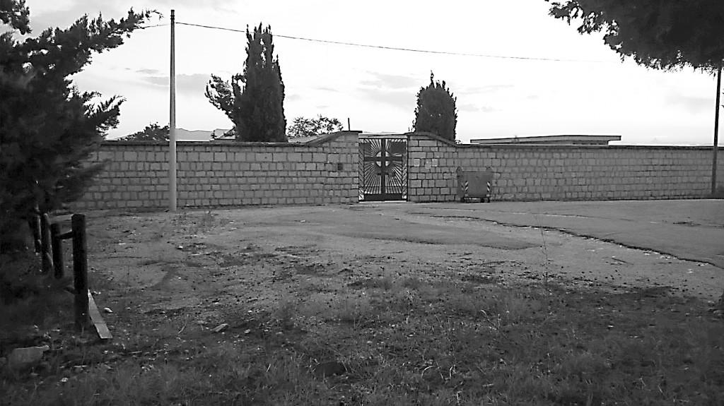 Santo Stefano, rispunta il forno crematorio