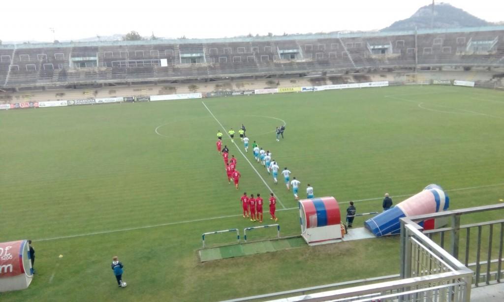 Serie D - i finali: 1-1 dell'Agnonese, Lupi pari in extremis