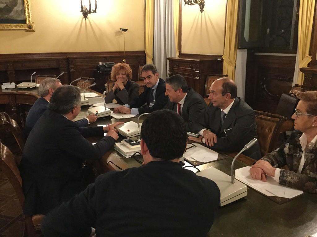 Presidi del territorio, delegazione molisana dal sottosegretario Bubbico: giù le mani dai servizi