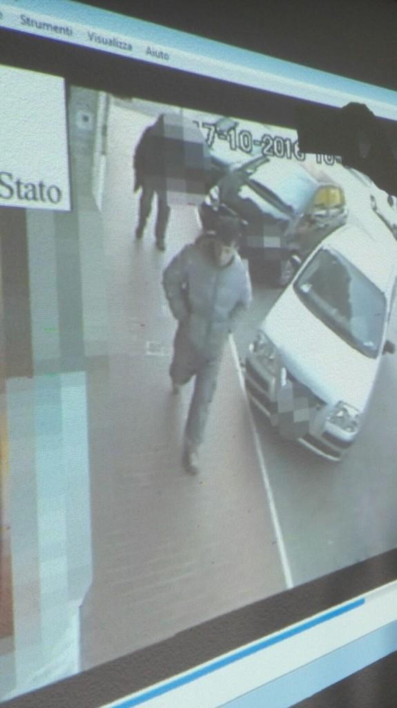 Molestatore all'Unimol, la Polizia diffonde la foto del sospettato