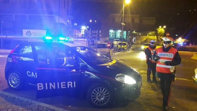 Controlli in strada e nei locali, offensiva dei carabinieri in provincia di Isernia