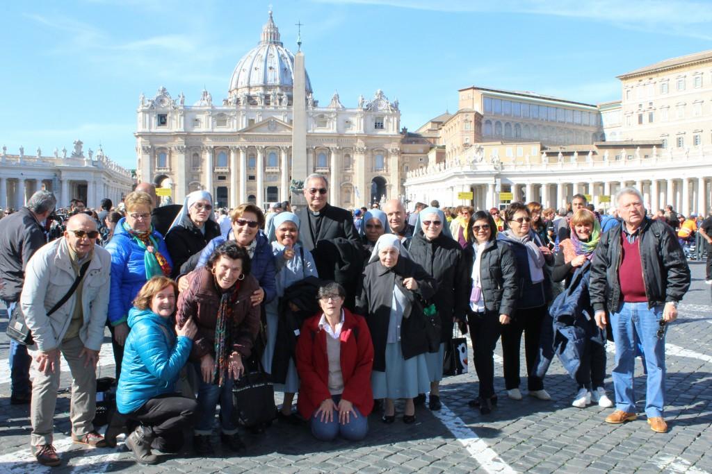 Oltre mille i fedeli dal Molise per l'incontro con Papa Francesco