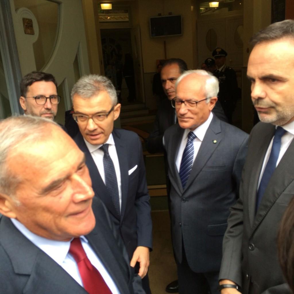 Il presidente del Senato in Molise: bisogna fare attenzione alle mafie sommerse