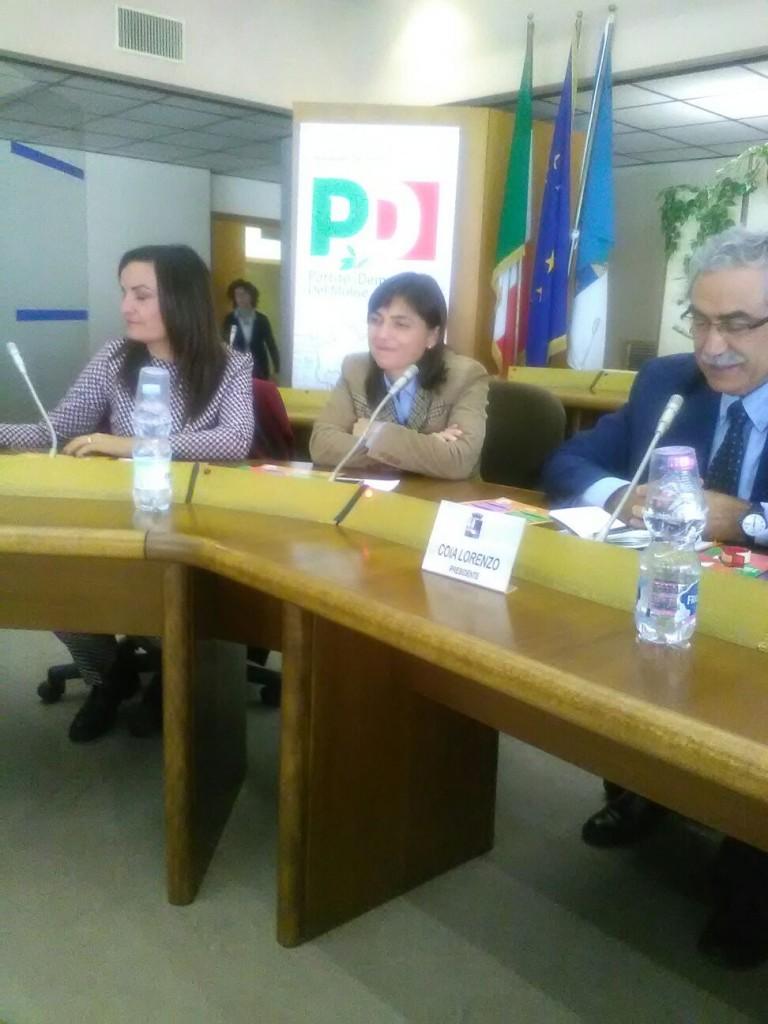 Serracchiani a Isernia: la ricostruzione parta dagli edifici strategici