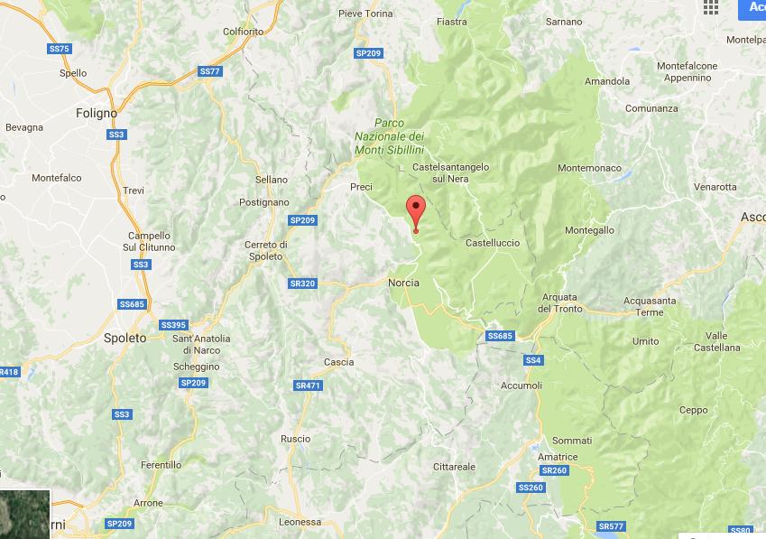 Scossa di magnitudo 6.5, terremoto avvertito da Bolzano a Bari. Epicentro a Norcia, non si escludono vittime