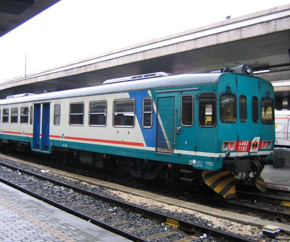 Treno preso a sassate, attimi di panico sul Campobasso-Napoli