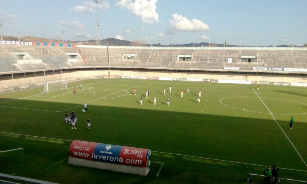 Serie D - Agnonese dilaga, 3-0 dei Lupi