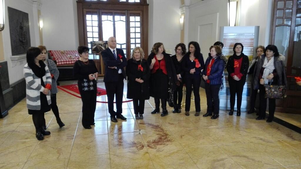 """Giornata contro la violenza sulle donne - Battista: """"Mai abbassare la guardia"""""""