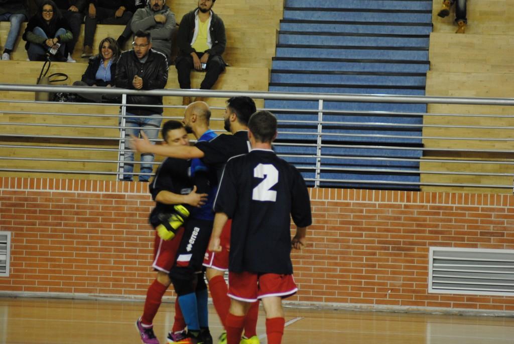 Futsal serie B, l'Isernia solitaria in vetta