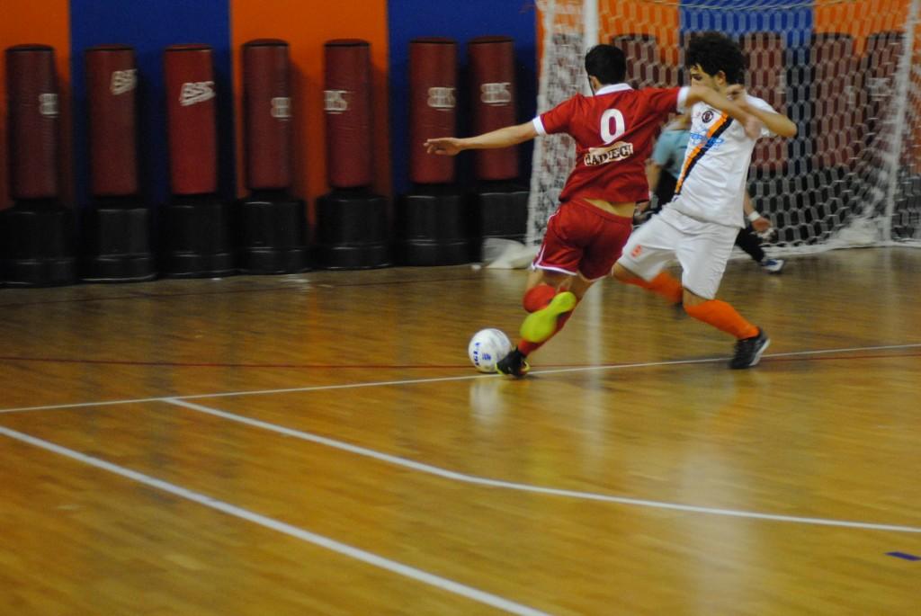 Futsal serie B, molisane domani in campo