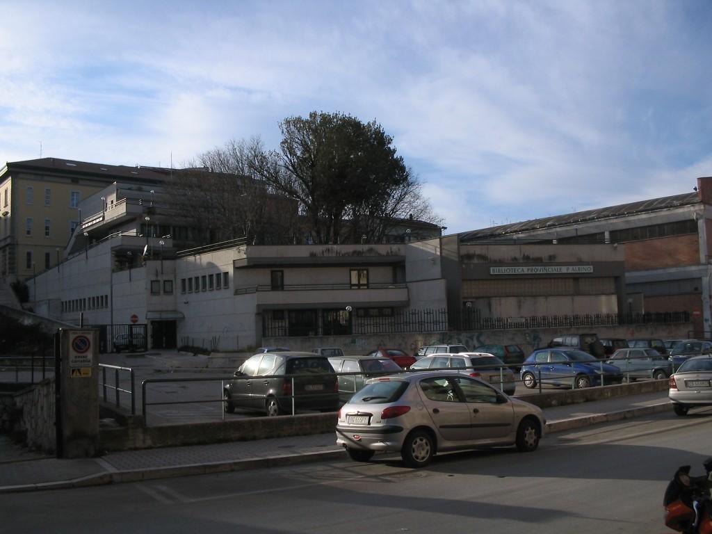 Biblioteca Albino, Ioffredi: la Regione non c'entra