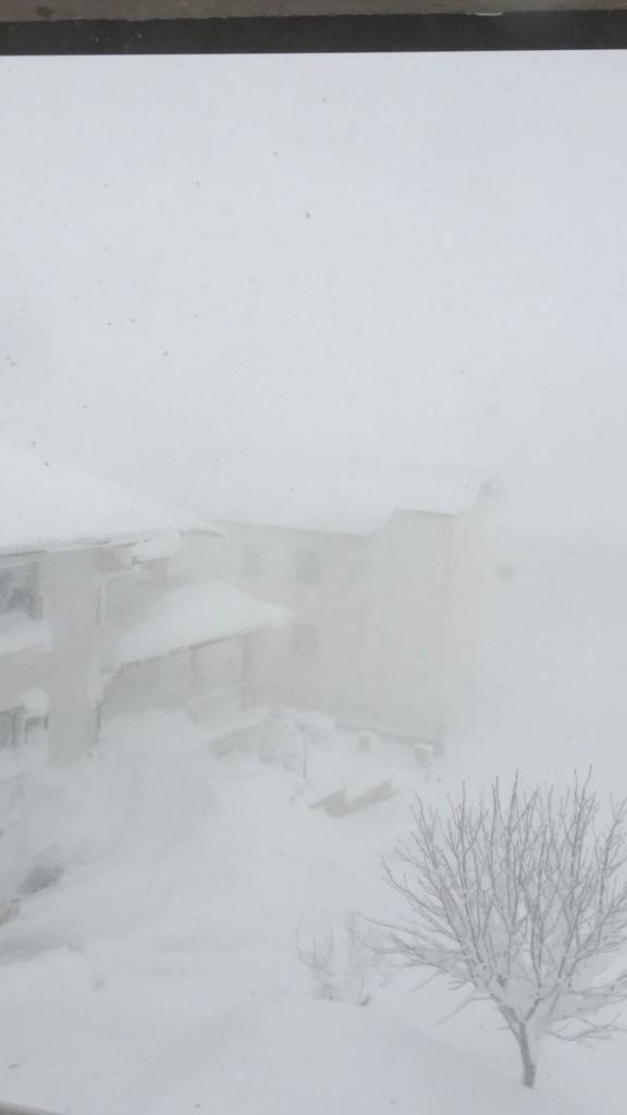 Ondata di neve, a Fossalto lunedì scuole chiuse
