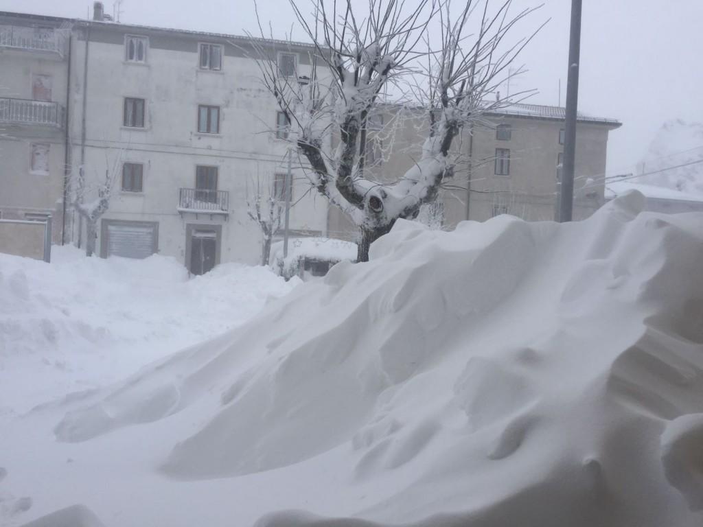 Neve e maltempo, Sciulli chiede il rinvio delle elezioni di secondo grado alla Provincia di Isernia