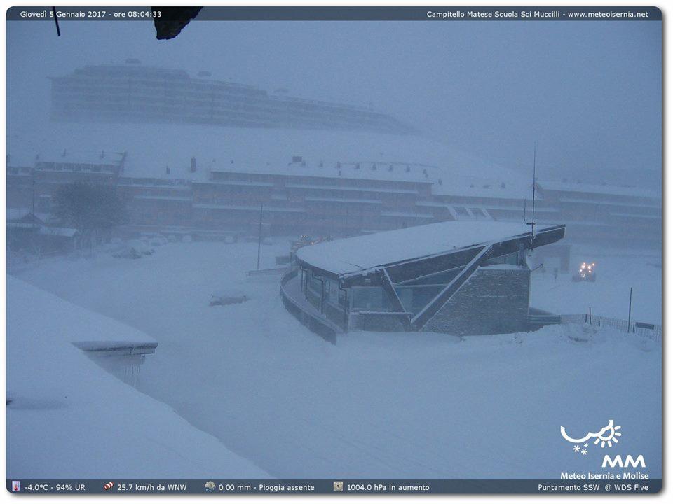 Campitello e Capracotta pronte all'inizio della stagione sciistica