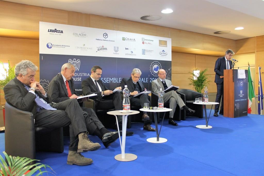 """Politici e imprenditori: """"Il Molise è in ripresa"""""""