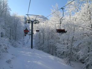 Capracotta, neve ma piste chiuse a Monte Capraro. Monaco attacca Paglione