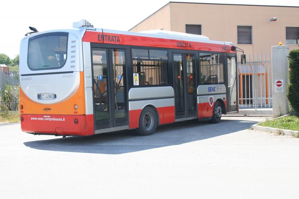 Campobasso, trasporto pubblico urbano: a marzo nessun taglio alle corse