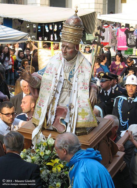 Isernia, attesi migliaia di fedeli per la festa di San Pietro Celestino