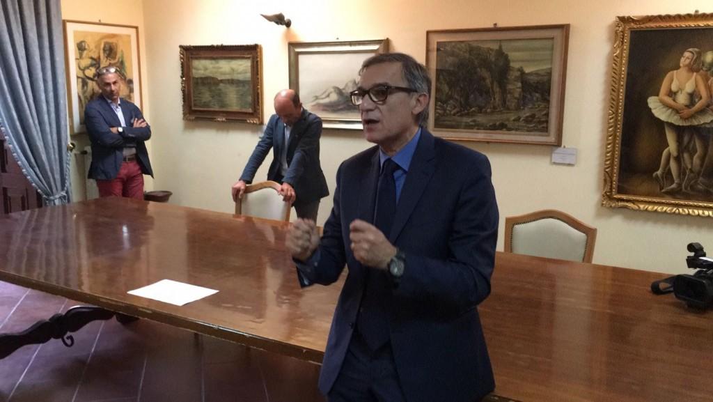 Isernia, D'Apollonio al gruppo Iorio: «No agli ultimatum»