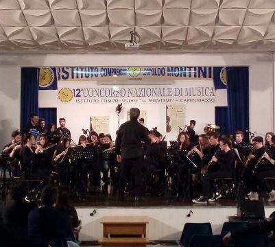 """Concorso nazionale di musica d'insieme, alla """"Montini"""" 12 anni di successi"""