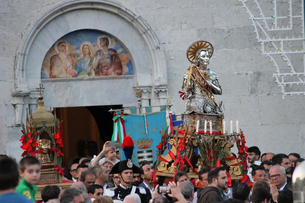 Venafro, a giugno cinque giorni di festa per i Santi Martiri