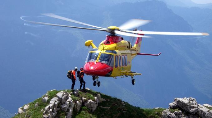 Incidenti in montagna, Coscienza civica chiede un servizio di elisoccorso