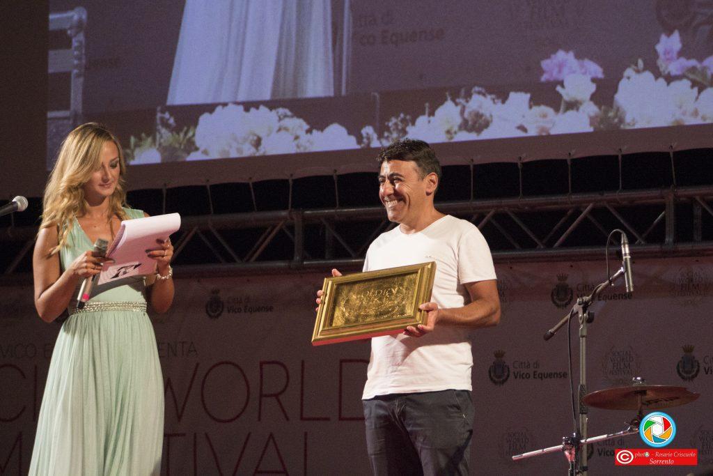 Il sogno di Maurizio Santilli continua al Social World Film Festival