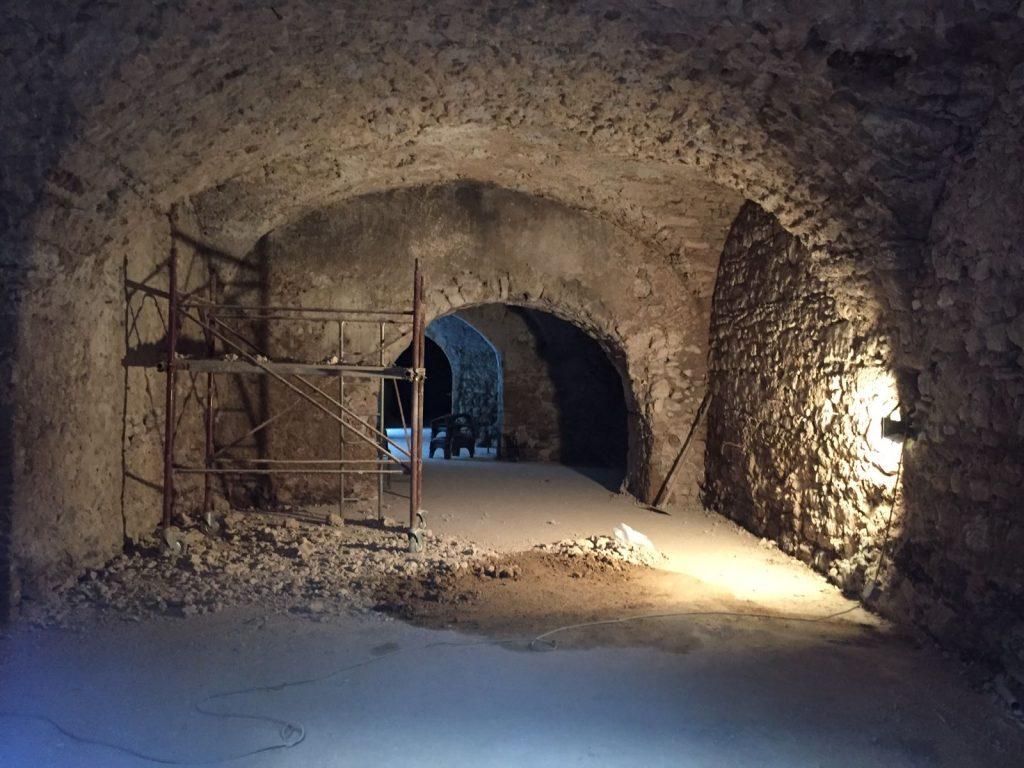 Winterline ha trovato casa al piano terra di Palazzo Armieri