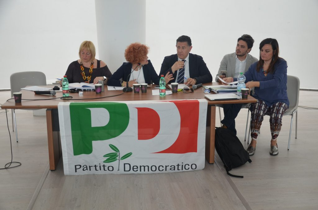 Pd alla prova dell'Unità: «Rilanciamo il dibattito sul governo regionale»