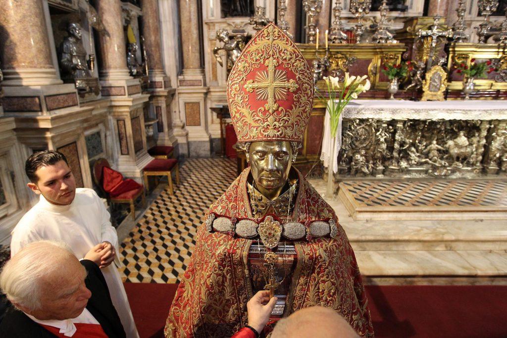 """A Napoli nella Cappella del Tesoro, è """"Ferragosto con l'arte"""""""