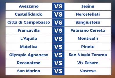Serie D, Campobasso ed Agnonese esordio interno