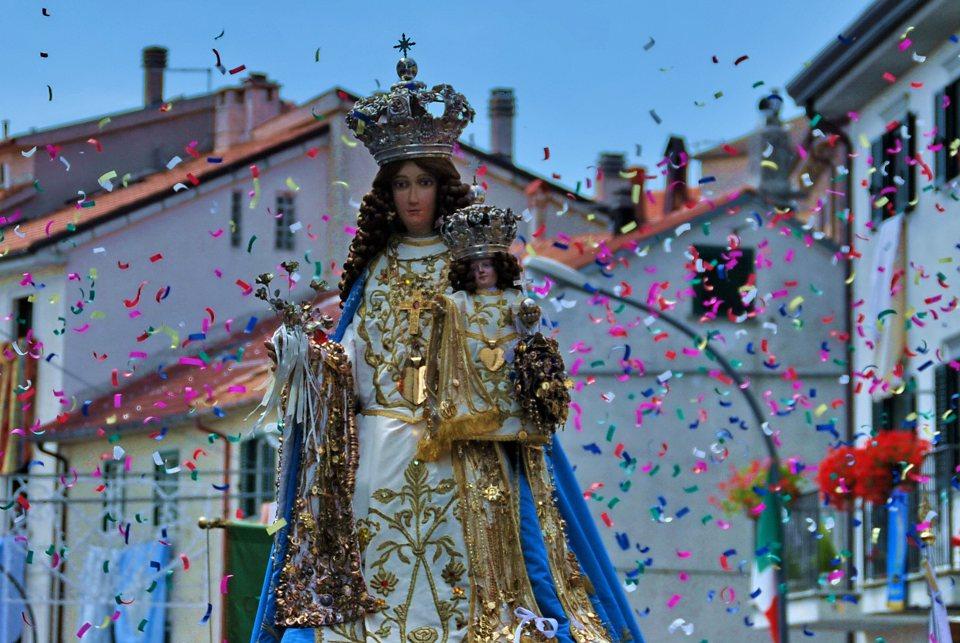 Madonna di Loreto, una tradizione lunga più di un secolo