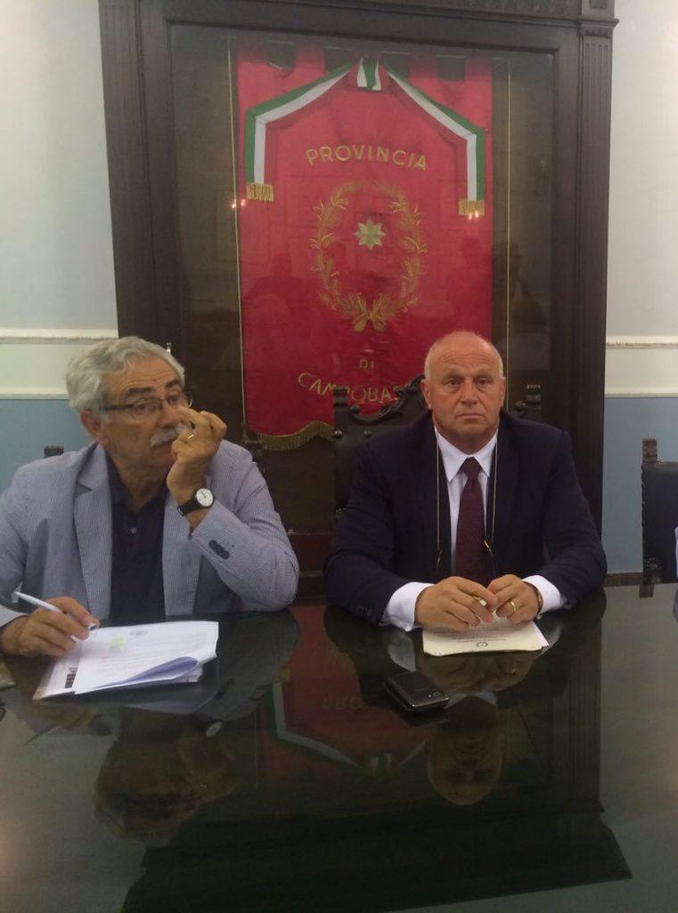 Province in ginocchio, Battista e Coia: «Il Governo acceleri»